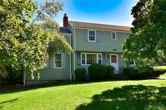 6 Gail Drive, Ellington, CT 06029 (MLS #170441475) :: NRG Real Estate Services, Inc.