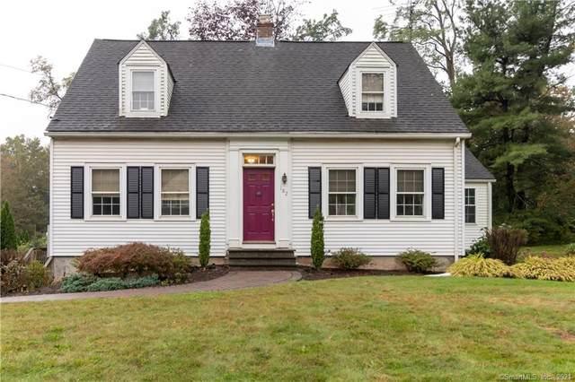 182 Windsorville Road, East Windsor, CT 06016 (MLS #170441549) :: NRG Real Estate Services, Inc.