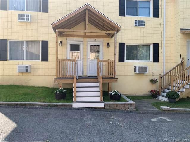 36 Depinedo Avenue #2, Stamford, CT 06902 (MLS #170441550) :: Michael & Associates Premium Properties | MAPP TEAM