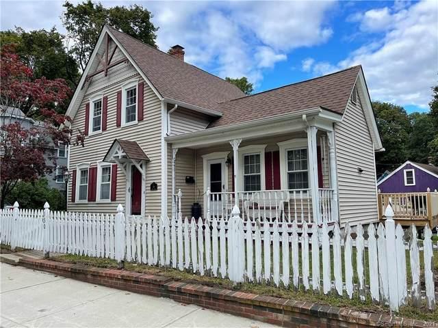 150 S Main Street, Putnam, CT 06260 (MLS #170441581) :: Michael & Associates Premium Properties | MAPP TEAM