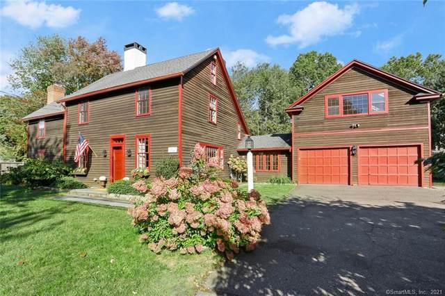 1052 Mill Plain Road, Fairfield, CT 06824 (MLS #170441590) :: Michael & Associates Premium Properties | MAPP TEAM