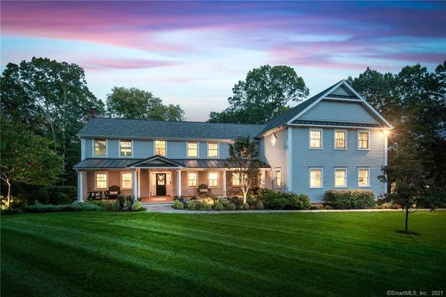 82 Pipers Hill Road, Wilton, CT 06897 (MLS #170441637) :: Faifman Group