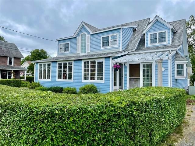 58 Chapman Avenue, Westbrook, CT 06498 (MLS #170441658) :: Chris O. Buswell, dba Options Real Estate