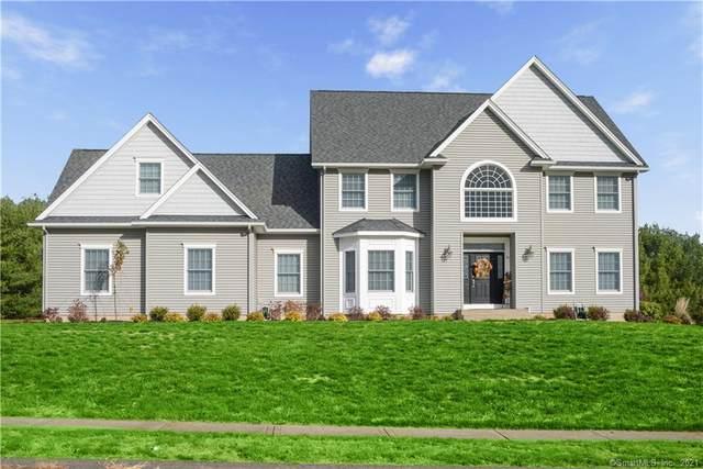 42 Cedar Crest Lane, Suffield, CT 06078 (MLS #170441660) :: NRG Real Estate Services, Inc.