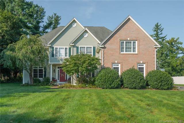 41 Boulevard, Newtown, CT 06470 (MLS #170441772) :: Chris O. Buswell, dba Options Real Estate