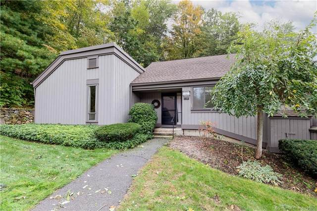 583 Heritage Village A, Southbury, CT 06488 (MLS #170441791) :: Chris O. Buswell, dba Options Real Estate