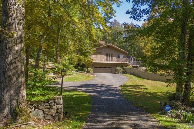 28 Butterfield Road, Newtown, CT 06470 (MLS #170441896) :: Linda Edelwich Company Agents on Main