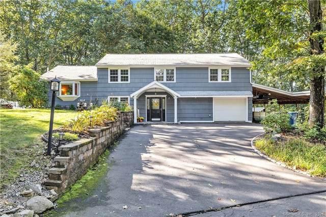 63 Birchwood Road, Monroe, CT 06468 (MLS #170441968) :: Michael & Associates Premium Properties   MAPP TEAM