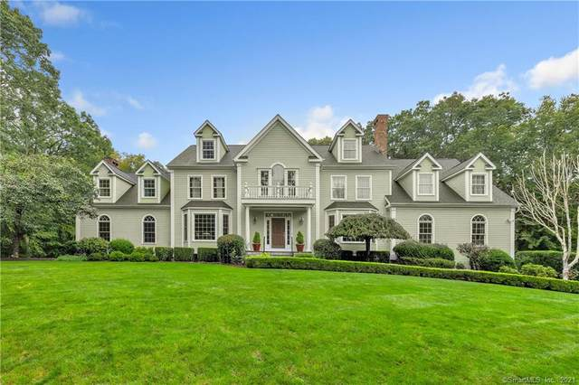 19 Tatetuck Trail, Easton, CT 06612 (MLS #170441992) :: Grasso Real Estate Group
