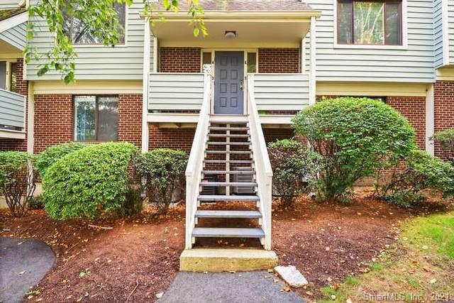 3 Oakwood Avenue A3, Norwalk, CT 06850 (MLS #170442017) :: Chris O. Buswell, dba Options Real Estate