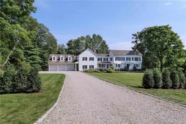 799 Verna Hill Road, Fairfield, CT 06824 (MLS #170442019) :: Michael & Associates Premium Properties   MAPP TEAM