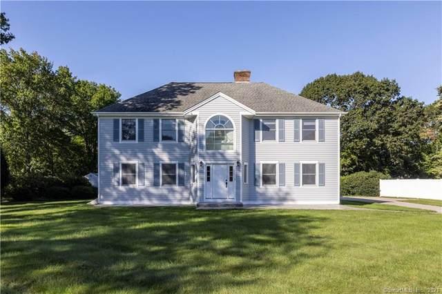 27 Clipper Drive, Stonington, CT 06355 (MLS #170442026) :: Tim Dent Real Estate Group