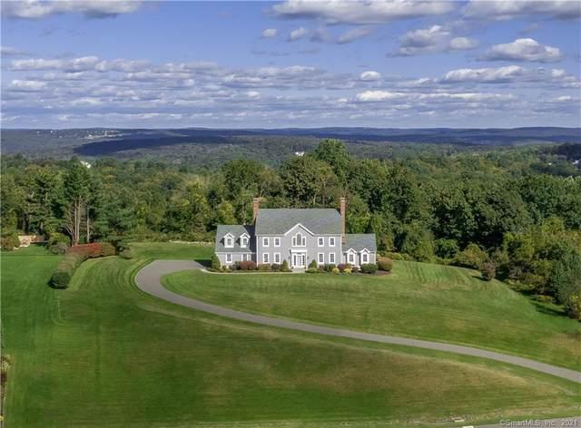 13 Trailing Ridge Road, Brookfield, CT 06804 (MLS #170442038) :: Chris O. Buswell, dba Options Real Estate