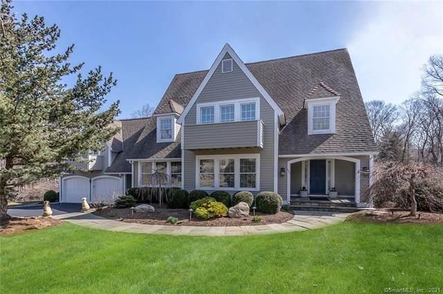 195 Flintlock Road, Fairfield, CT 06890 (MLS #170442072) :: Michael & Associates Premium Properties   MAPP TEAM