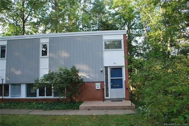 68 N Lake Drive #68, Hamden, CT 06518 (MLS #170442083) :: Chris O. Buswell, dba Options Real Estate