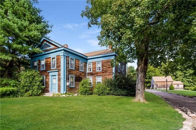 397 Church Street, Hebron, CT 06231 (MLS #170442160) :: Michael & Associates Premium Properties | MAPP TEAM