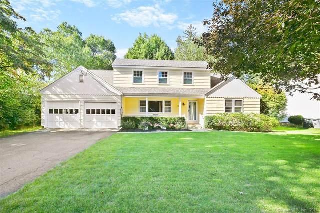 160 Holmes Avenue, Darien, CT 06820 (MLS #170442181) :: Around Town Real Estate Team