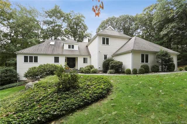 20 Poplar Plains Road, Westport, CT 06880 (MLS #170442184) :: Chris O. Buswell, dba Options Real Estate