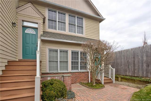 81 Locust Avenue #325, New Canaan, CT 06840 (MLS #170442194) :: Around Town Real Estate Team