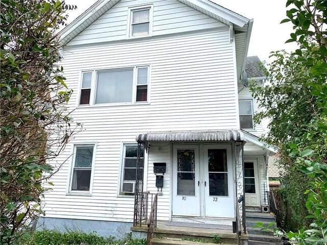 70 Benham Avenue, Bridgeport, CT 06605 (MLS #170442219) :: Chris O. Buswell, dba Options Real Estate