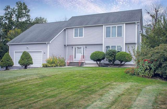 32 Pent Road, Branford, CT 06405 (MLS #170442238) :: Chris O. Buswell, dba Options Real Estate