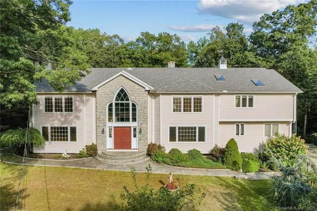 4 Herrmann Lane, Easton, CT 06612 (MLS #170442250) :: Alan Chambers Real Estate