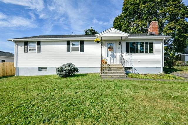 28 George Street, East Haven, CT 06512 (MLS #170442256) :: Chris O. Buswell, dba Options Real Estate