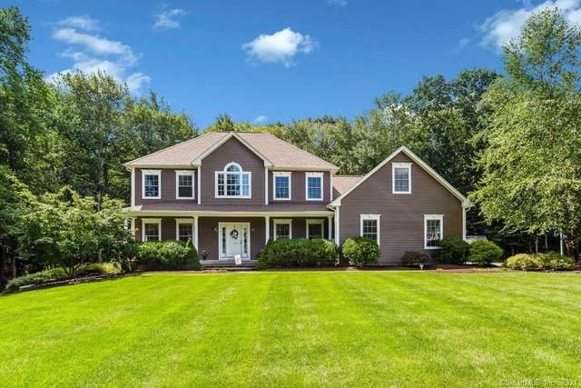 64 Crystal Ridge Drive, Ellington, CT 06029 (MLS #170442257) :: NRG Real Estate Services, Inc.