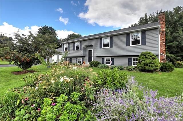14 Nod Brook Road, Wallingford, CT 06492 (MLS #170442262) :: Michael & Associates Premium Properties | MAPP TEAM