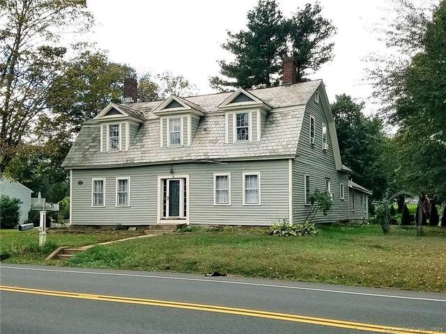19 East Street S, Suffield, CT 06078 (MLS #170442315) :: Around Town Real Estate Team