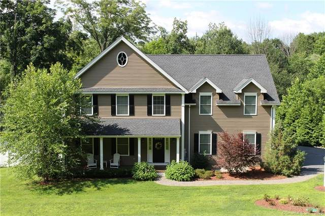 250 Whisconier Road, Brookfield, CT 06804 (MLS #170442377) :: Linda Edelwich Company Agents on Main