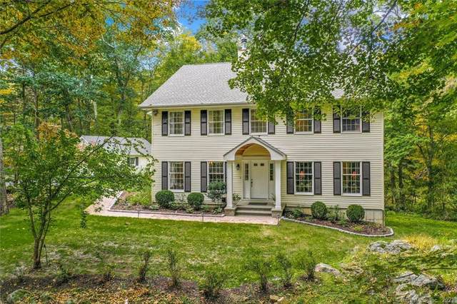 49 Spring Hill Lane N, Stamford, CT 06903 (MLS #170442380) :: Tim Dent Real Estate Group