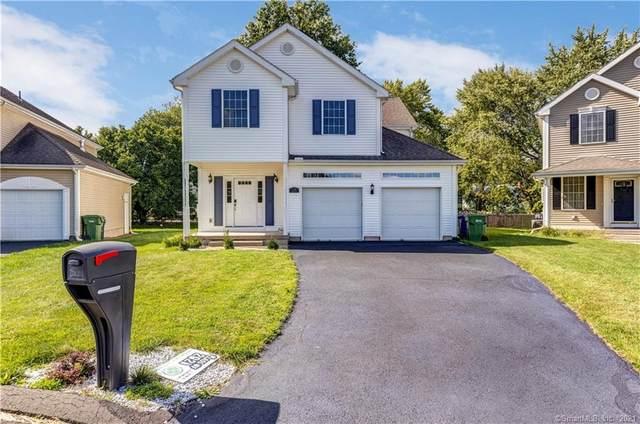 110 Benjamin Court #110, Windsor, CT 06095 (MLS #170442395) :: Chris O. Buswell, dba Options Real Estate