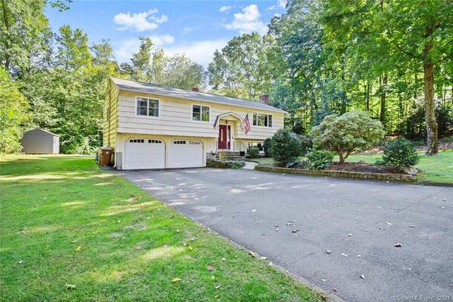 6 White Oak Road, Shelton, CT 06484 (MLS #170442445) :: Chris O. Buswell, dba Options Real Estate