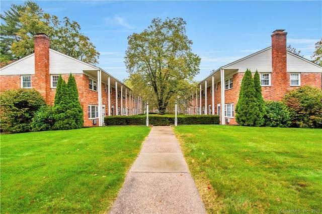 44 Garden Street #1, Farmington, CT 06032 (MLS #170442446) :: Chris O. Buswell, dba Options Real Estate