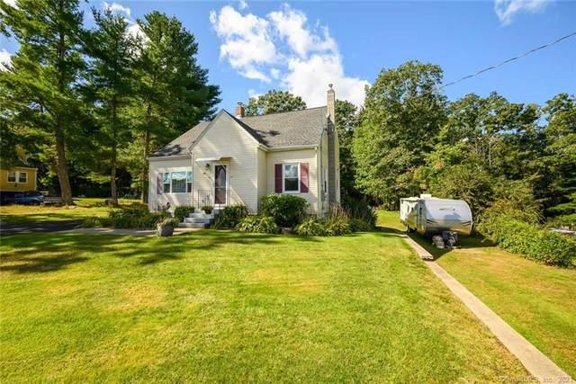 18 Johnson Street, Thompson, CT 06255 (MLS #170442491) :: Chris O. Buswell, dba Options Real Estate