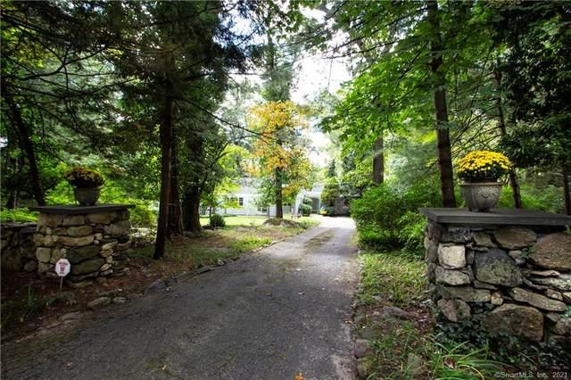 1634 Ponus Ridge, New Canaan, CT 06840 (MLS #170442531) :: Around Town Real Estate Team