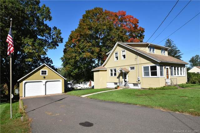 49 Ellington Avenue, Ellington, CT 06029 (MLS #170442552) :: NRG Real Estate Services, Inc.