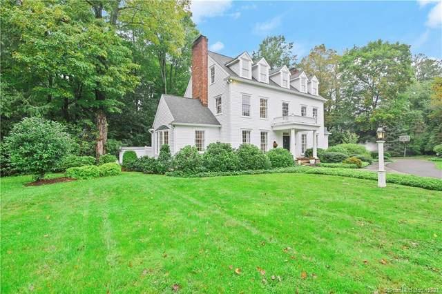 52 Peaceable Street, Ridgefield, CT 06877 (MLS #170442598) :: Michael & Associates Premium Properties | MAPP TEAM
