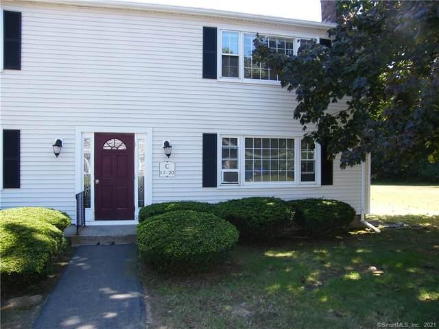 174 Old Boston Post Road #19, Old Saybrook, CT 06475 (MLS #170442637) :: Sunset Creek Realty