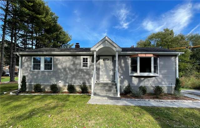 72 Pemberton Drive, Trumbull, CT 06611 (MLS #170442663) :: Michael & Associates Premium Properties | MAPP TEAM