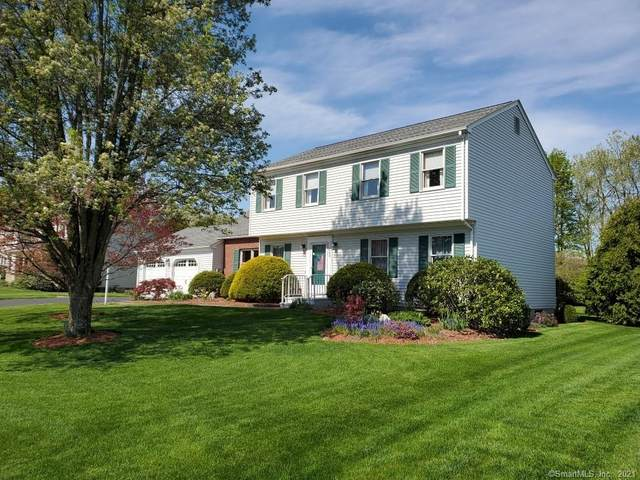 268 Farm Meadow Lane, Cheshire, CT 06410 (MLS #170442671) :: Tim Dent Real Estate Group