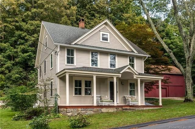 6 Wheaton Road, Washington, CT 06777 (MLS #170442730) :: Chris O. Buswell, dba Options Real Estate