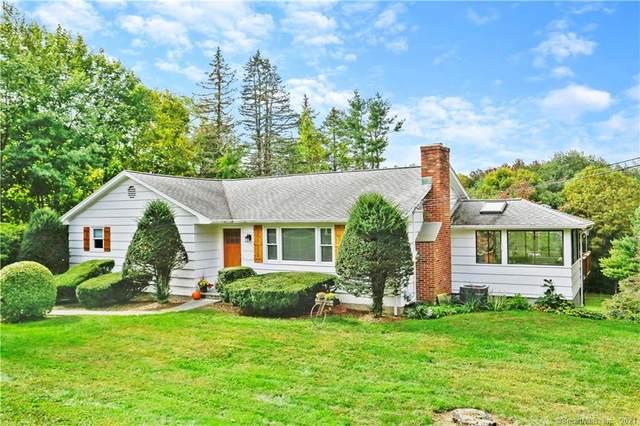 347 Moose Hill Road, Monroe, CT 06468 (MLS #170442758) :: Spectrum Real Estate Consultants