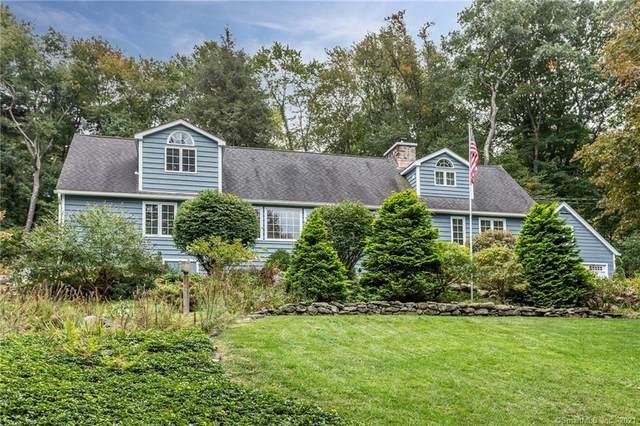 42 Big Trail, Sherman, CT 06784 (MLS #170442793) :: Chris O. Buswell, dba Options Real Estate