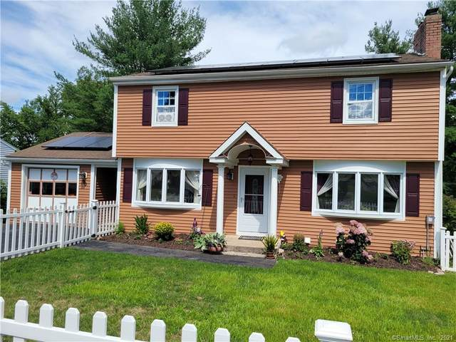 90 Old Colony Drive, Waterbury, CT 06708 (MLS #170442798) :: Chris O. Buswell, dba Options Real Estate