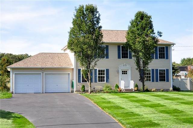 249 Babbs Road, Suffield, CT 06093 (MLS #170442856) :: NRG Real Estate Services, Inc.