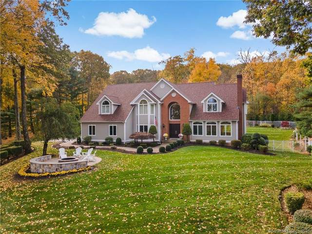 22 Mountaincrest Drive, Cheshire, CT 06410 (MLS #170442858) :: Tim Dent Real Estate Group
