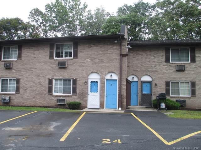 35 Mountain Village Road #25, Waterbury, CT 06706 (MLS #170442886) :: Chris O. Buswell, dba Options Real Estate