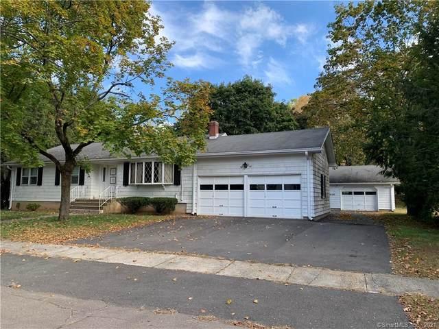 93 Lucien Drive, Hamden, CT 06518 (MLS #170442951) :: Michael & Associates Premium Properties   MAPP TEAM